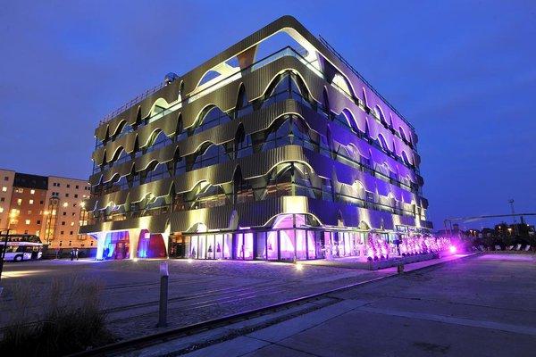 Architekt. reizvolle Location am Hafen