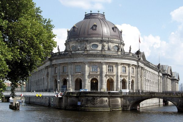 Barockes Museum mit Skulpturensammlung